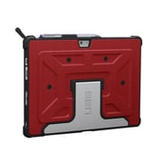 Urban Armor Gear® UAG-SURF3 Rubberized Tablet Case for Microsoft Surface 3, Magma