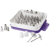 Wilton 55 Piece Master Decorating Tip Set