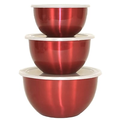 Heuck Covered Mixing Bowl (Set of 3)