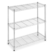 Whitmor, Inc Supreme Wide 3 Shelf Shelving Unit Starter