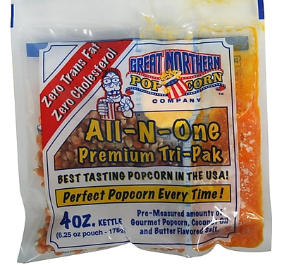Great Northern Popcorn Popcorn Portion Pack (Set of 24); 4 oz. WYF078275672726