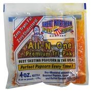 Great Northern Popcorn Popcorn Portion Pack (Set of 24); 4 oz.