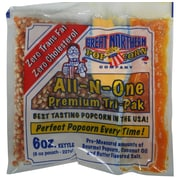 Great Northern Popcorn Popcorn Portion Pack (Set of 24); 6 oz.
