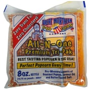 Great Northern Popcorn Popcorn Portion Pack (Set of 24); 8 oz.