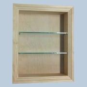 WG Wood Products Newberry Bathroom Shelf; 24''