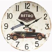 Creative Motion 13'' Classic Car Wall Clock