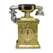 Creative Motion Classic Telephone Clock