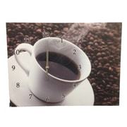 Creative Motion Coffee Cup Frame Wall Clock