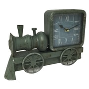 Creative Motion Train Table Clock