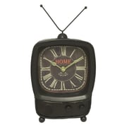 Creative Motion TV Table Clock