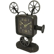 Creative Motion Projector Table Clock