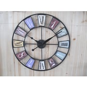 Creative Motion Table Clock