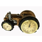 Creative Motion Tractor Wall Clock
