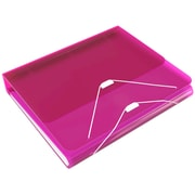 SAMSILL CORPORATION Duo 2 in 1 Binder; Hot Pink