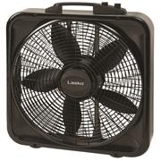 Lasko Weathershield Select 20'' Floor Fan with Thermostat