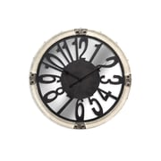 Style Craft Oversized 30.25'' Round Wall Clock