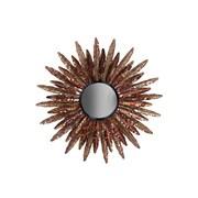 Style Craft Leaf Wall Mirror
