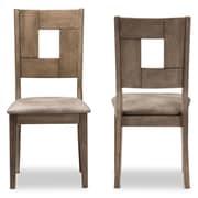Wholesale Interiors Baxton Studio Rico Side Chair (Set of 2)