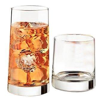 Libbey Cabos 16 Piece Glass Set WYF078277753100