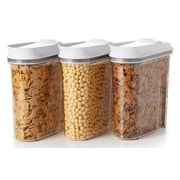 OXO Good Grips 3-Piece Single Pop Cereal Dispenser Set (Set of 3)