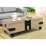 Casual Elements Utility Trunk Coffee Table w/ Lift Top