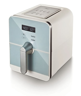 Rosewill 2.4 Liter Oil-Less Low Fat Air Fryer; White WYF078279109366