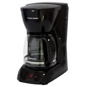 Black & Decker 12 Cup Switch Coffee Maker; Black
