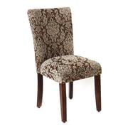 Roundhill Furniture Parson Chair (Set of 2)