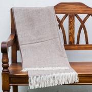 Novica Ultra Soft Baby Alpaca Wool Throw Blanket