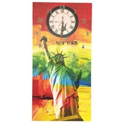 Creative Motion 11.81'' Statue of Liberty Clock