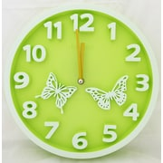 Creative Motion 12'' Butterfly Clock