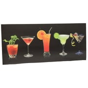 Creative Motion '3D Paint w/ Cocktail Drinks' Graphic Art