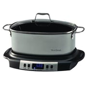 West Bend 6 Quart Programmable Slow Cooker