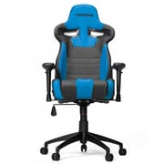 Vertagear High-Back Gaming Office Chair w/ Arms; Black/Blue