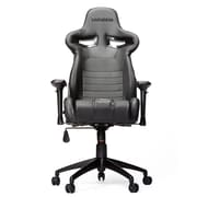 Vertagear High-Back Gaming Office Chair w/ Arms; Black/Carbon