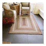Homespice Decor Country Walk Braided Indoor / Outdoor Area Rug
