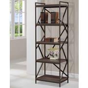 Imagio Home Lifestyles Studio Living 72'' Etagere Bookcase