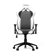 Vertagear High-Back Gaming Office Chair w/ Arms; Black/White