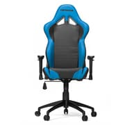 Vertagear High-Back Gaming Office Chair with Arms; Black/Blue