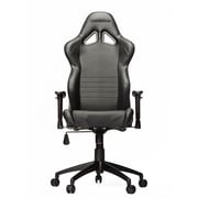 Vertagear High-Back Gaming Office Chair with Arms; Black/Carbon
