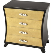 Butler Cosmopolitan Saverio Ostrich 3 Drawer Chest