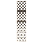 WallPops! 63'' x 15.75'' Marrakech 4 Panel Room Divider (Set of 4)