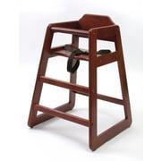 Lipper Child's High Chair-Cherry (516C)