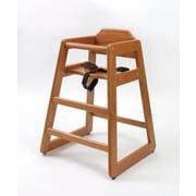 Lipper Child's High Chair-Pecan (516P)
