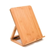 Lipper Bamboo Adjustable Folding Easel Back I-Pod Stand (1886)