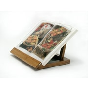 Lipper Bamboo/Acrylic Cook Book Holder (8815)