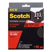 Scotch™ Extreme Strip Fasteners, Black, 2.5 cm x 3.04 m (RF6761)