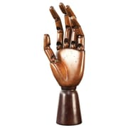 "Authentic Models MG001F 9.75""H Artist Hand Statue (AUTHMD261)"