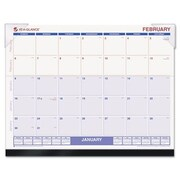 "At-A-Glance SKLKFW32 Look Forward Recycled Desk Pad 22"" x 17"" (AZERTY1226)"