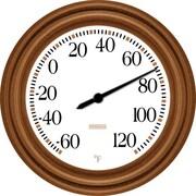 Springfield Precision  Springfield 8.5 in. Decorative thermometer Bronze (BFG1600)